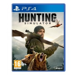 HUNTING SIMULATOR PS4 FR OCCASION