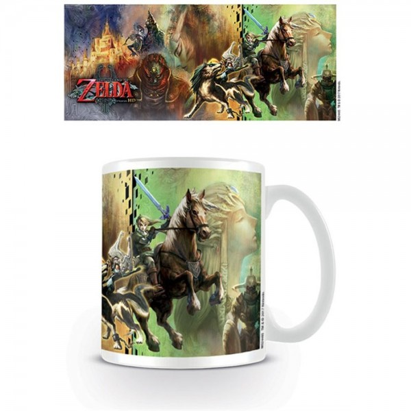 MUG ZELDA TWILIGHT PRINCESS NEW