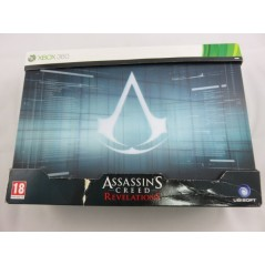 ASSASSIN S CREED REVELATIONS ANIMUS LIMITED EDITION XBOX 360 PAL-FR OCCASION