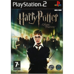 HARRY POTTER ET L ORDRE DU PHOENIX PS2 PAL-FR OCCASION
