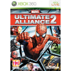 MARVEL ULTIMATE ALLIANCE 2 XBOX 360 PAL FR OCCASION