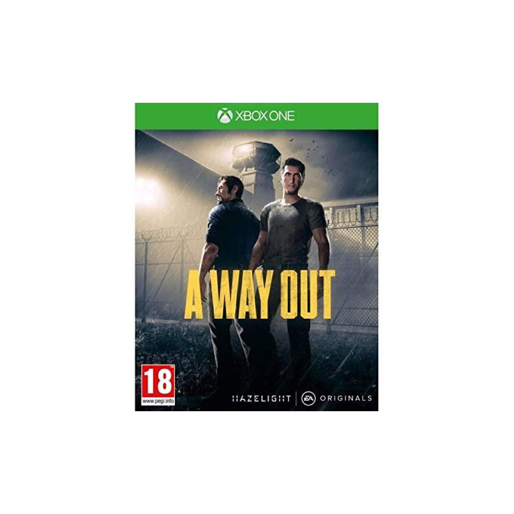 A WAY OUT XBOX ONE FR OCCASION