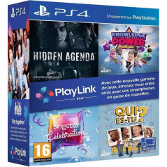 PLAYLINK BUNDLE PS4 FR NEW