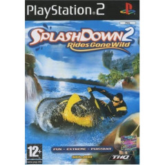SPLASH DOWN 2 RIDES GONE WILD PS2 PAL-FR OCCASION