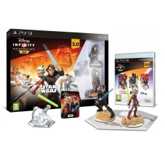 DISNEY INFINITY 3.0 STAR WARS PACK DE DEMARRAGE PS3 EURO OCCASION