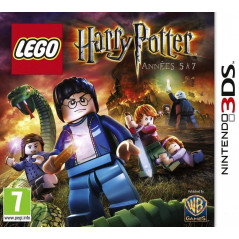 LEGO HARRY POTTER 5 A 7 3DS FR NEW