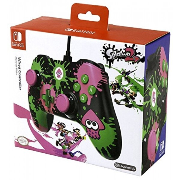 CONTROLLER WIRED SPLATOON POWER A SWITCH EURO NEW