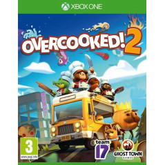 OVERCOOKED 2 XBOX ONE FR NEW