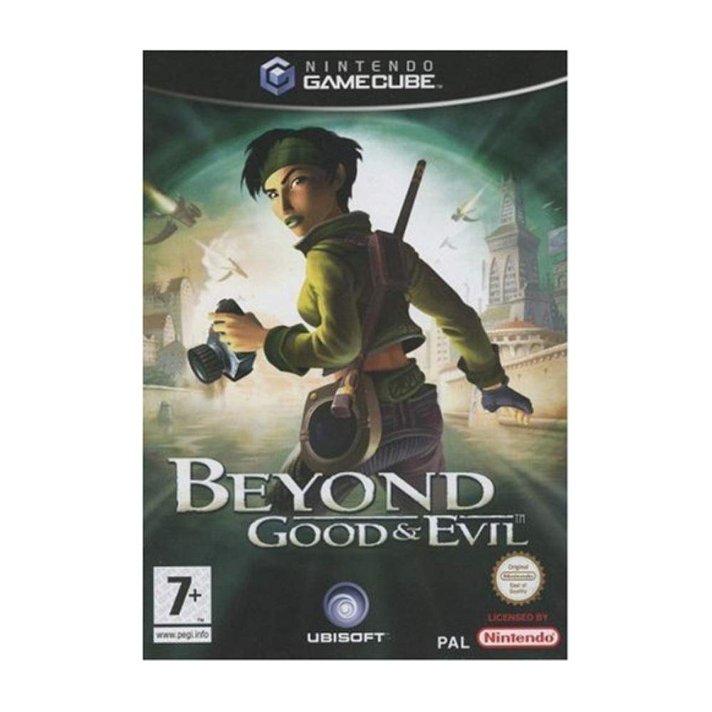 BEYOND GOOD EVIL GAMECUBE PAL-FR OCCASION