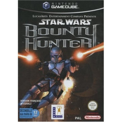 STAR WARS : BOUNTY HUNTER GAMECUBE PAL-FRA OCCASION