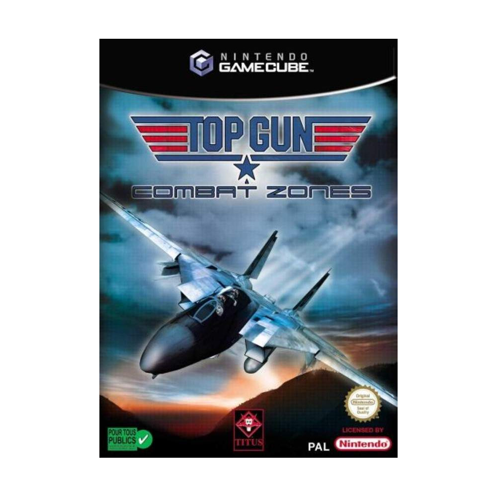 TOP GUN GAMECUBE PAL-FR OCCASION