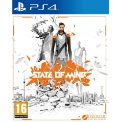 STATE OF MIND PS4 FR NEW
