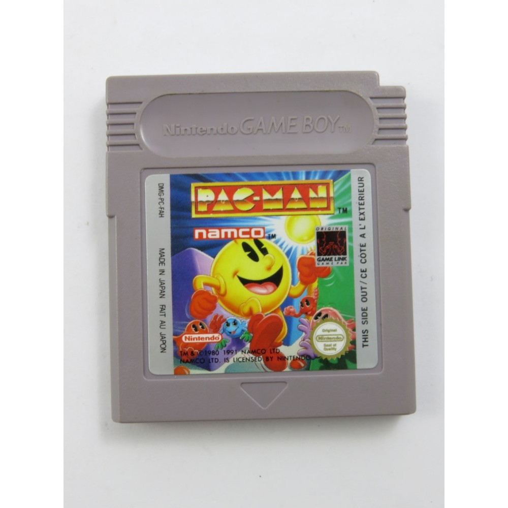 PAC-MAN GAMEBOY FAH LOOSE