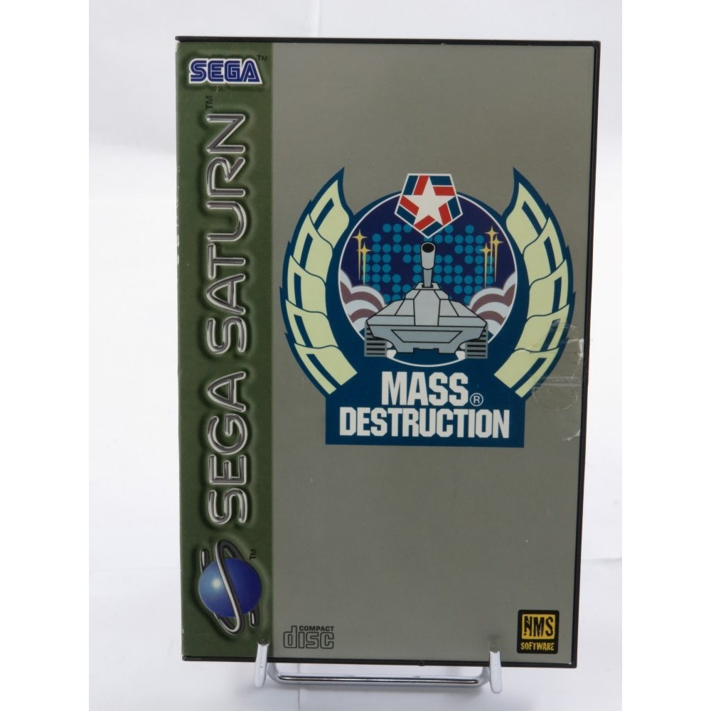 MASS DESTRUCTION SATURN PAL-FR OCCASION
