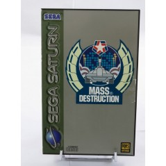 MASS DESTRUCTION SATURN PAL-FR OCCASION