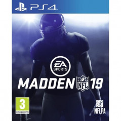 MADDEN NFL 19 PS4 UK NEW