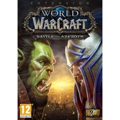 WORLD OF WARCRAFT BATTLE FOR AZEROTH PC FR NEW