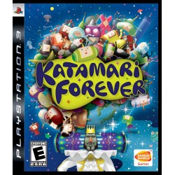 KATAMARI FOREVER PS3 US NEW