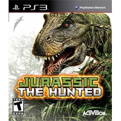 JURASSIC THE HUNTED PS3 US NEW