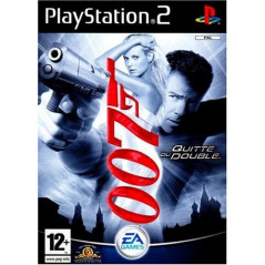 007 QUITTE OU DOUBLE PS2 PAL-FR OCCASION