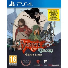 THE BANNER SAGA TRILOGY PS4 FR OCCASION