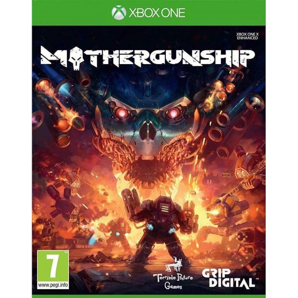 MOTHERGUNSHIP XBOX ONE FR NEW