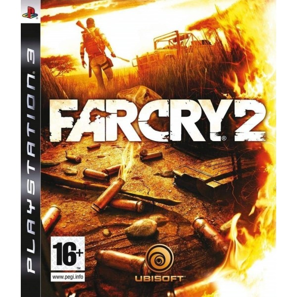 FARCRY 2 PS3 FR OCCASION
