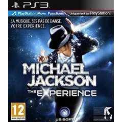 MICHAEL JACKSON THE EXPERIENCE PS3 FR OCCASION