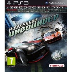 RIDGE RACER UNBOUNDED PS3 FR OCCASION