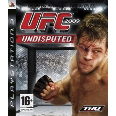 UFC UNDISPUTED 2009 PS3 FR OCCASION