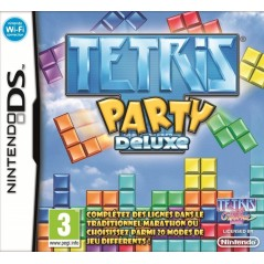 TETRIS PARTY DELUXE NDS FR OCCASION