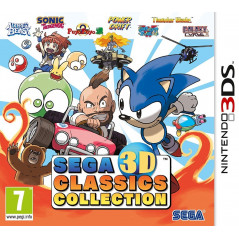 SEGA 3D CLASSICS COLLECTION 3DS FR OCCASION