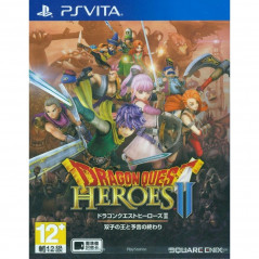DRAGON QUEST HEROES 2 PSVITA ASIAN OCCASION