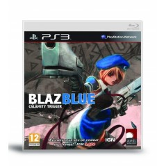 BLAZBLUE PS3 FR OCCASION