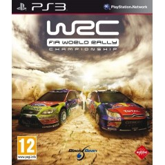 WRC - FIA WORLD RALLY CHAMPIONSHIP PS3 FR OCCASION