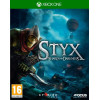 STYX SHARDS OF DARKNESS XBOX ONE FRANCAIS OCCASION