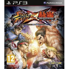 STREET FIGHTER VS TEKKEN PS3 FR OCCASION