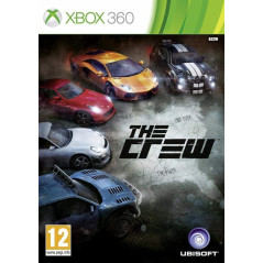 THE CREW XBOX 360 PAL-FR OCCASION
