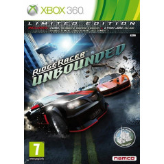 RIDGE RACER UNBOUDED EDITION LIMITEE XBOX 360 PAL-FR OCCASION