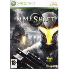 TIMESHIFT XBOX 360 PAL-FR OCCASION