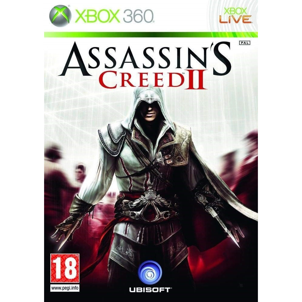 ASSASSIN'S CREED 2 XBOX 360 PAL-FR OCCASION