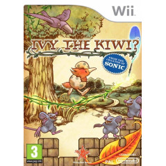IVY THE KIWI? WII PAL-EURO OCCASION
