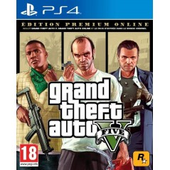 GTA V PREMIUM EDITION PS4 FR OCCASION