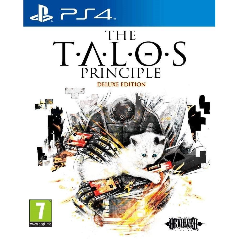 THE TALOS PRINCIPLE PS4 FR OCCASION