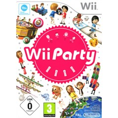 WII PARTY PAL-EURO OCCASION