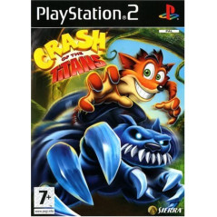 CRASH OF THE TITANS PS2 PAL-FR OCCASION (ETAT B)