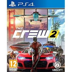 THE CREW 2 PS4 UK NEW