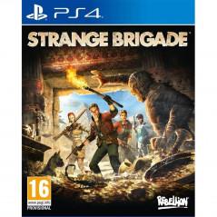 STRANGE BRIGADE PS4 PAL FR NEW