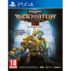WARHAMMER 40 000 INQUISITOR MARTYR PS4 UK NEW