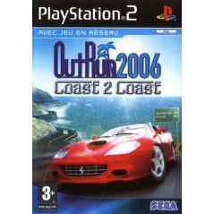 OUTRUN 2006 COAST 2 COAST PS2 PAL-FR OCCASION